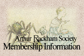 About Membership to the Arthur Rackham Society