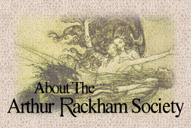 About the Arthur Rackham Society
